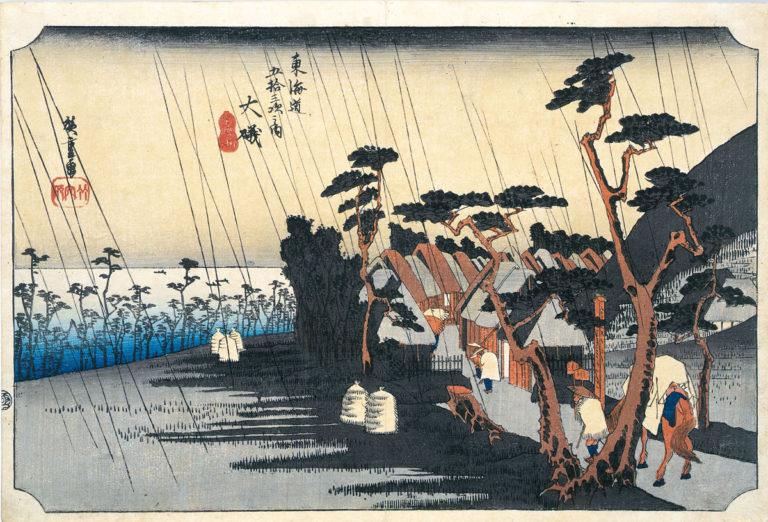 大磯 虎ヶ雨